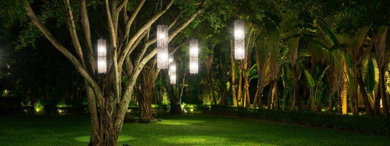 éclairage jardin Toulouse - Haute Garonne